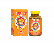 Ceelin Vitamin C Healthy Gummies for Kids